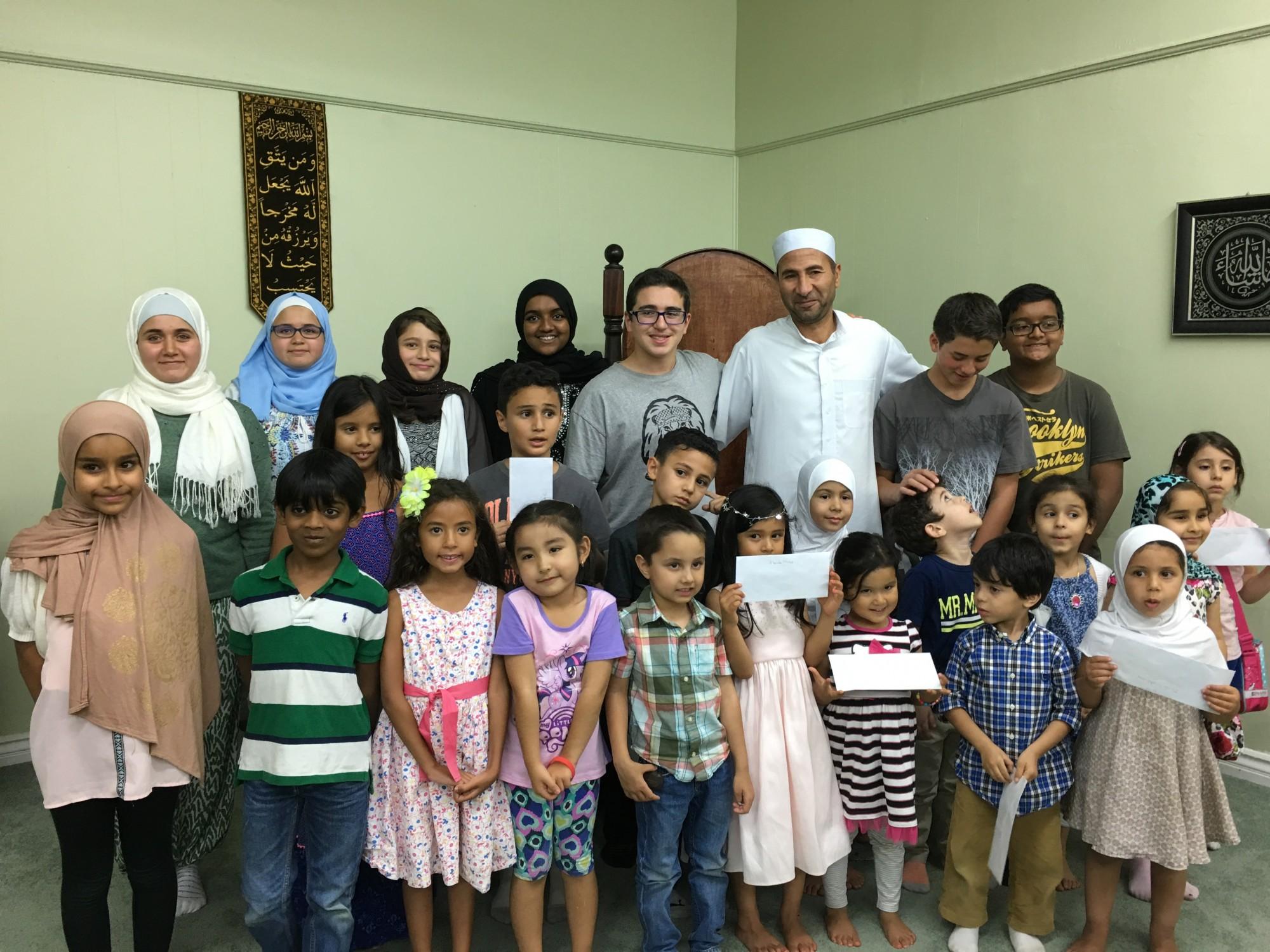 Ramadan 1437 Qur'an Memorization Competion